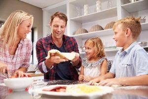 Family in Loveland CO