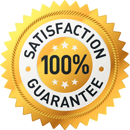 Lion Home Service Satisfaction Guarantee