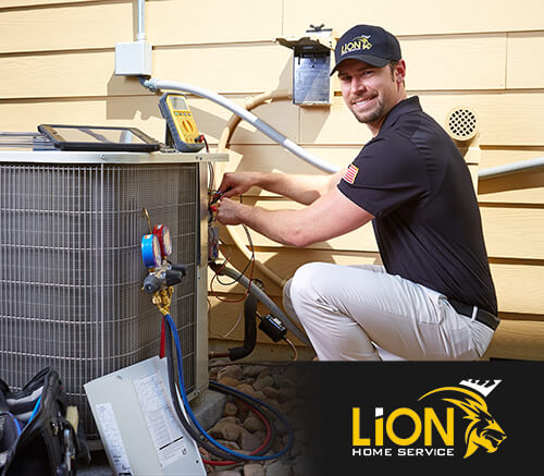 Lion Home Service Cooling Services