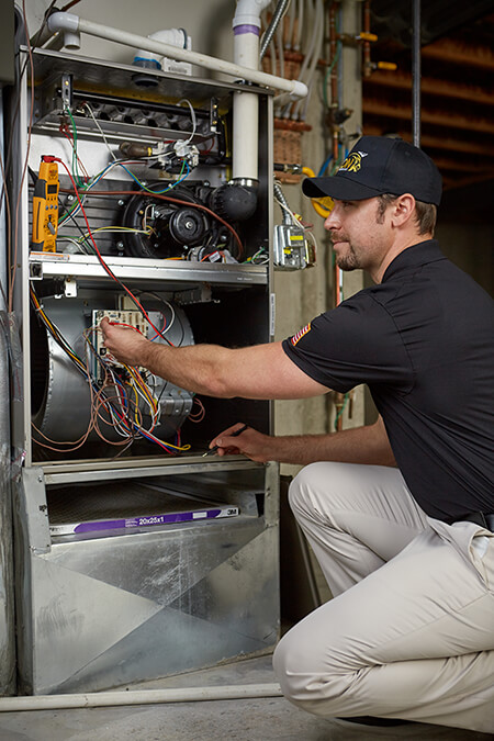 Furnace Repair Services with Lion Home Service