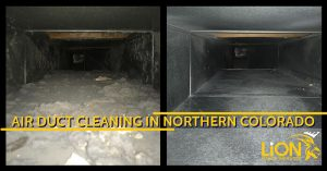 Duct Cleaning Services with Lion Home Service