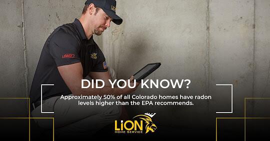 Radon Testing in Fort Collins Colorado
