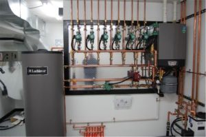Boiler Services with Lion Home Service
