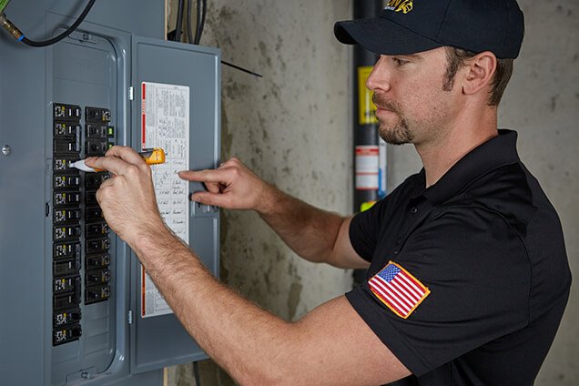 Lion-Home-Service-Electrician-Loveland-CO