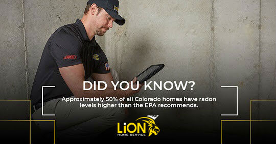Lion-Home-Service-Radon-Testing-Service-Fort-Collins-CO