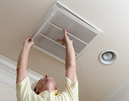 Lion Home Service Air Conditioning Tune Up