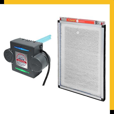 CADFM1-16 and Air Ranger Filter