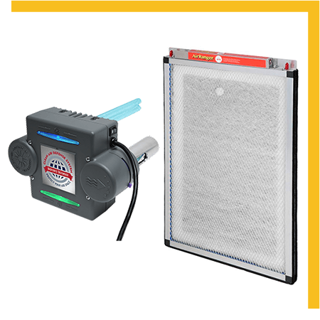 CADFM2 16-5 and Air Ranger Filter